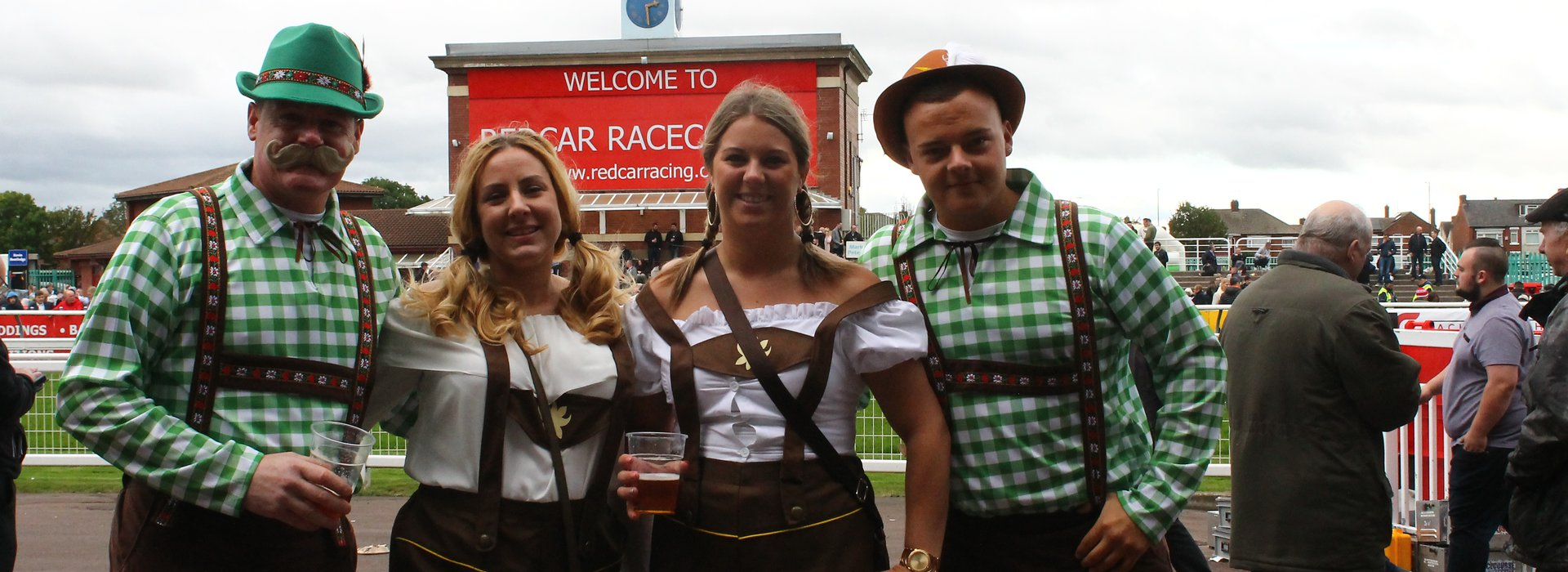 Oktoberfest, featuring the Two Year Old Trophy