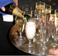 Redcar Racecourse: Champagne Image