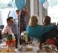 Redcar Racecourse: Party Image