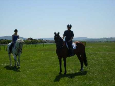 Redcar Racecourse: Riding Club Camp Image