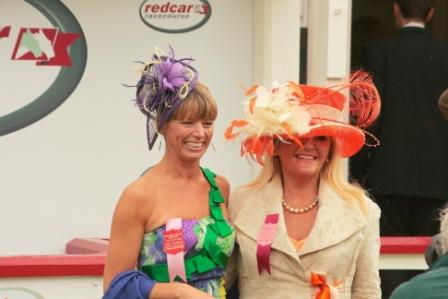 Redcar Racecourse - Best Dressed Lady & Best Hat 2009